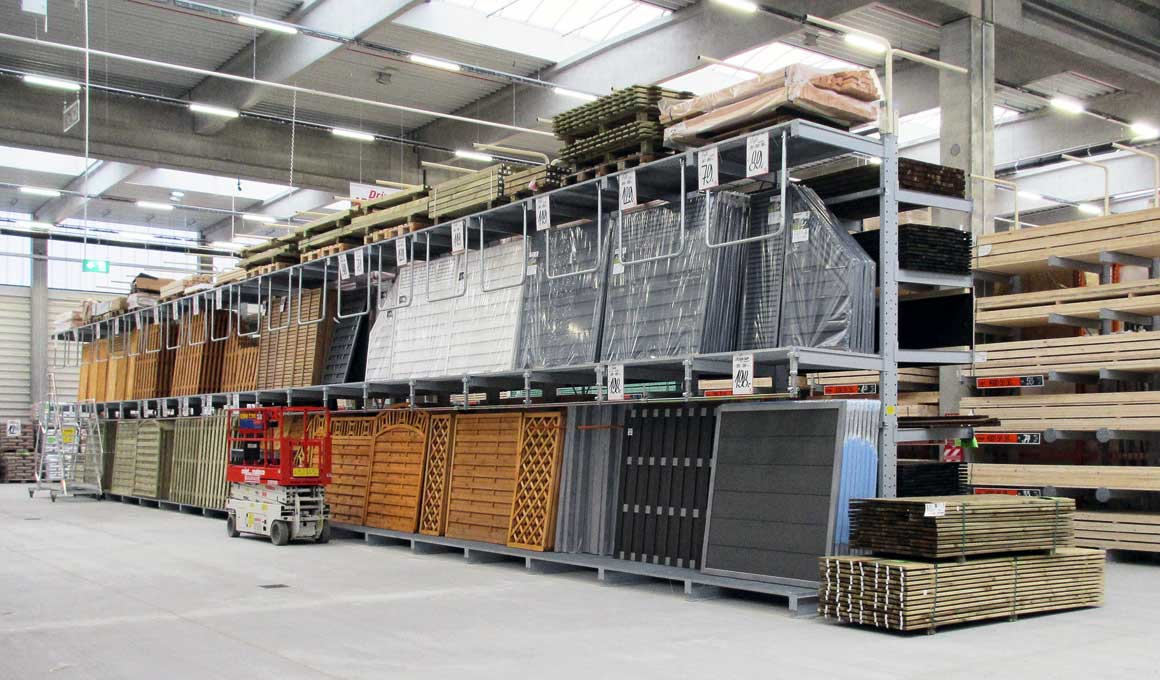 CC panel storage