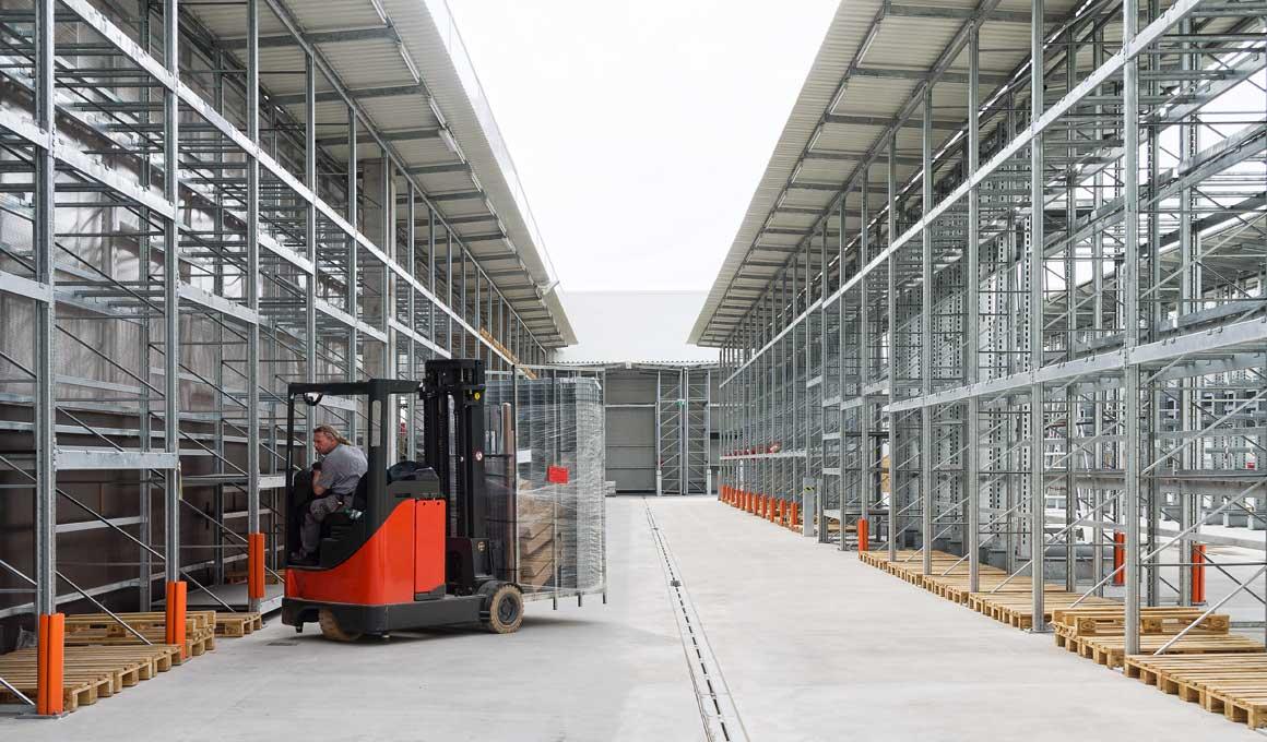 SL100 heavy duty outdoor installation