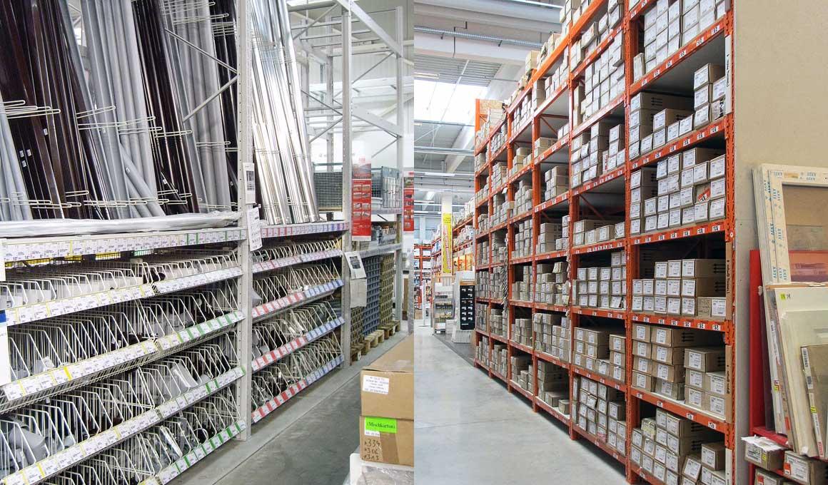 SL100 supply storages