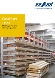 Brass cantilever racks brochure