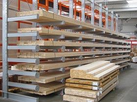 CC cantilever rack
