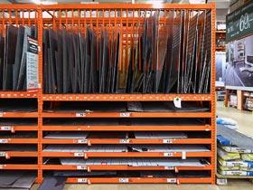 LPR panel storage