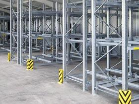 SL100 heavy duty storage
