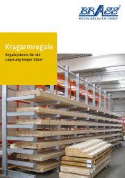 Brass Kragarmregale Prospekt