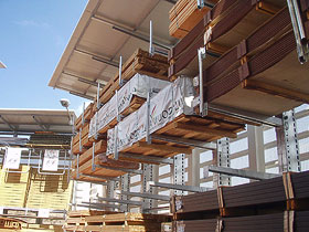 SF3-Holzlager