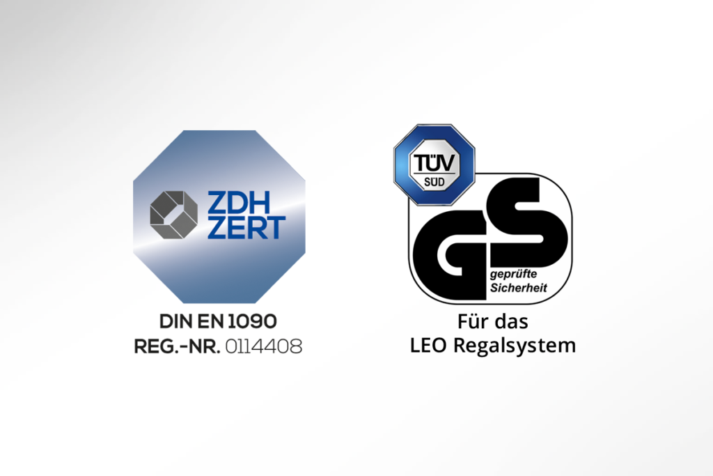 BRASS Zertifikate DIN-EN 1090 TÜV GS